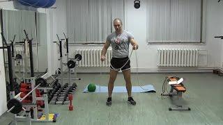 Комплекс упражнений для похудения. Как похудеть дома? 2 неделя курса похудения от Элит – Тренера!