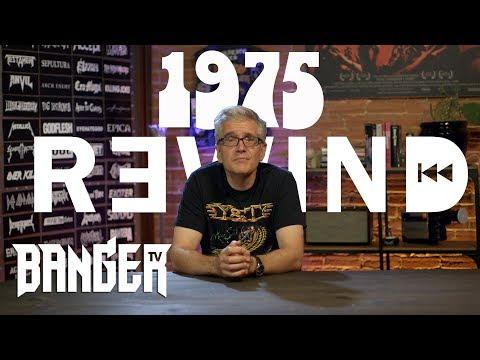 BEST HEAVY METAL OF 1975 as chosen by you | Overkill Rewind
