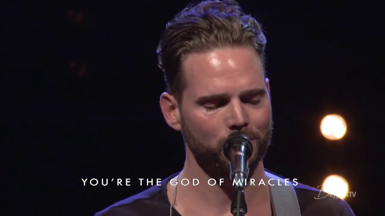You re the god of miracles song