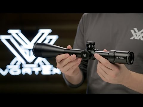 Vortex Golden Eagle HD Riflescope