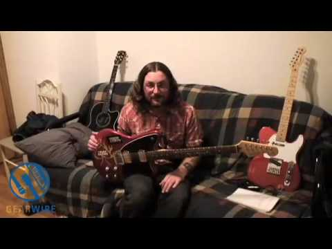 Fender toronado fenders short lived answer to the sg youtube sciox Choice Image