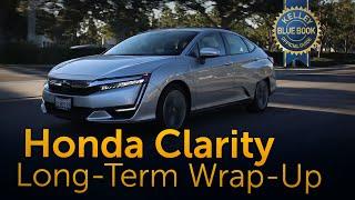 2019 Honda Clarity - Long-Term Wrap Up