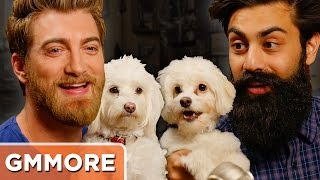 puppy sibling family therapy gmm