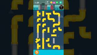 smart puzzles pipes level 39