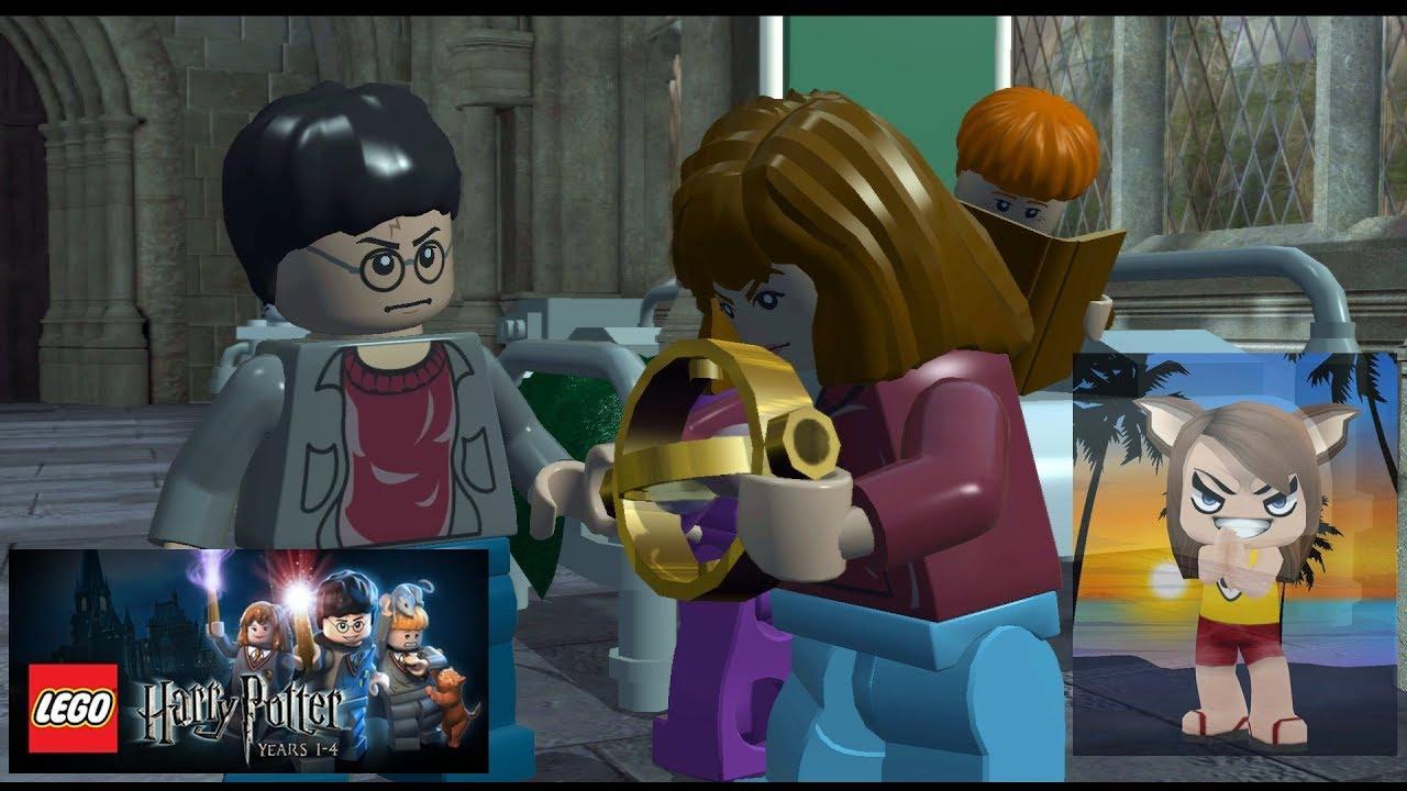 Lego Harry Potter 24 Zeitreise Mit Hermine Und Harry Youtube