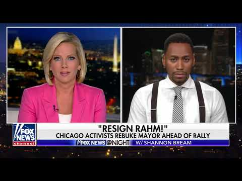 'Resign Rahm!': Chicago Protesters 'Ready To Get Arrested' At March Against Gun Violence