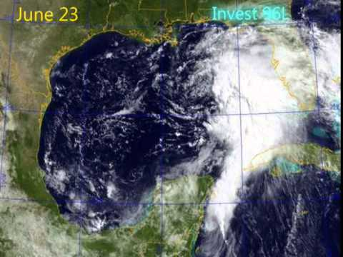Tropical Storm Debby (2012) - Update 2