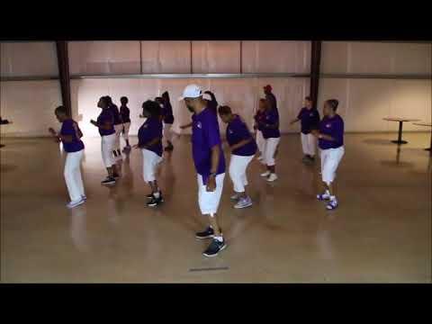 ROCK STEADY SOUL LINE DANCE 08 30 2016
