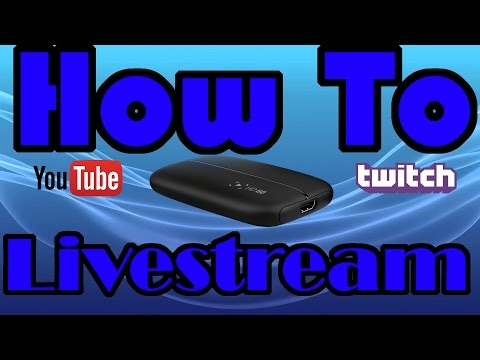 Elgato HD60: How To Livestream On YouTube And Twitch