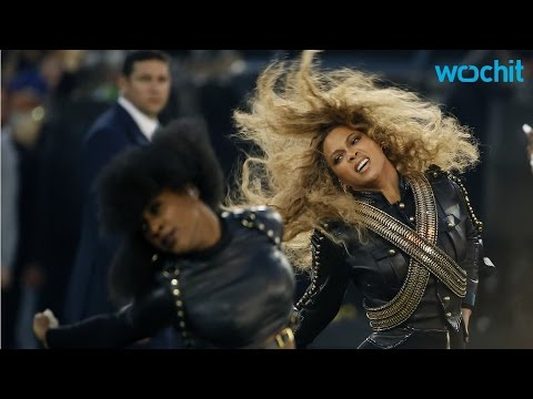 Beyonce Pays Tribute To Michael Jackson With Super Bowl Outfit