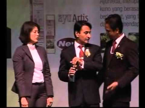 SEMINAR K-AYURVEDA BERSAMA Dr. Roopham Y Bhatt ( India ) Disk # 3