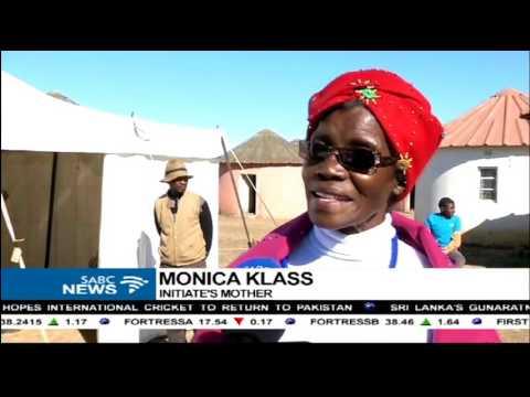 Eastern Cape initiates return to school