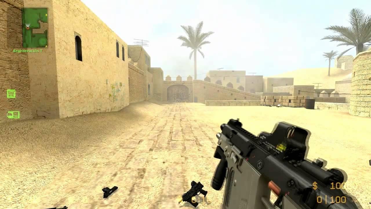 Skins De Armas Para Counter Strike Source Youtube