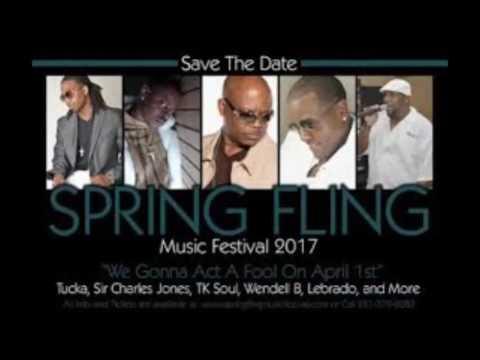 DJ Sir Rockinghood Presents - 2017 Southern Soul Listening Party Mix
