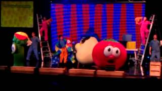 Veggie Tales Live! God Is Bigger Than the Boogie Man