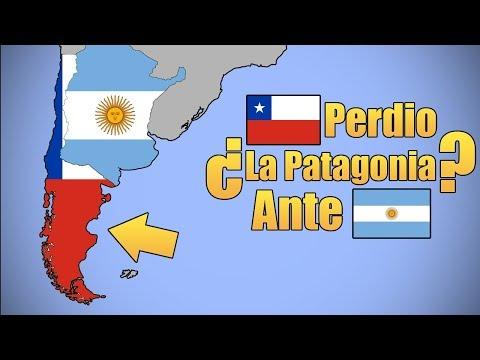 ¿De Verdad Chile Perdió La Patagonia Ante Argentina?.