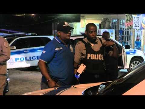 Police Constable Ancel Bernard Shot in Robbery, Cocoyea Village, San Fernando - April 4, 2016