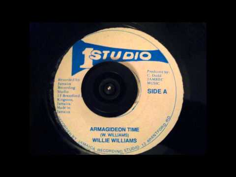 ARMAGIDEON TIME  WILLIE WILLIAMS