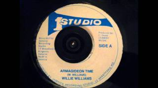 Willi Williams Armagedeon Time
