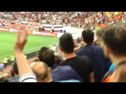 Bataie in tribune la Steaua - Academia Rapid