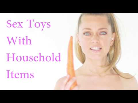 $ex With Household Items
