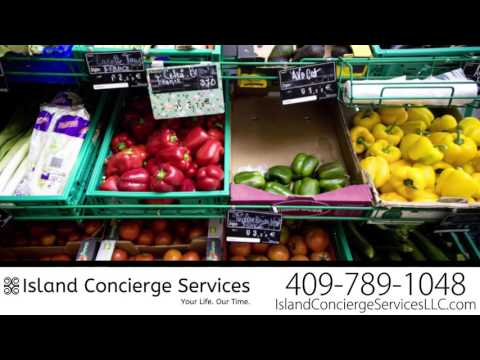 Island Concierge Services | Hotels & Lodging in Galveston
