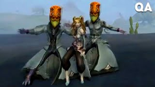 [Aion Funny Dancing] - Aion Indian version [Aneela and Arash]