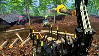 Farming Simulator 15 Launch Trailer | PS4  | PS3 | PC | Xbox ONE | Xbox 360 | Video Games UAE