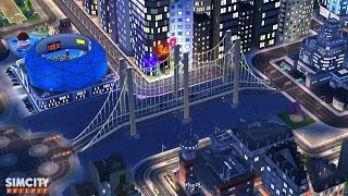 SimCity Buildit Suspension Bridge Update