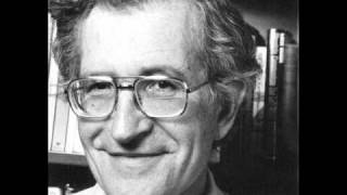 Noam Chomsky versus young conservative
