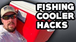 How to keep FISH FRESH LONGER | Cooler Hacks