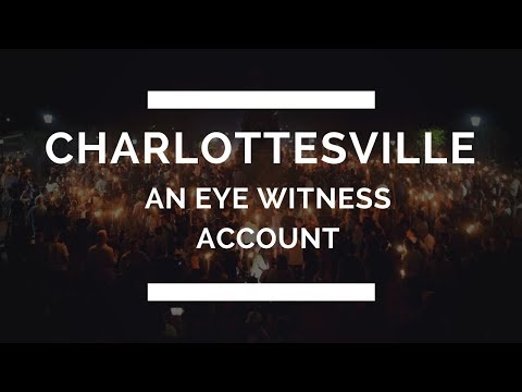 An Eye Witness Account of Charlottesville ft. Simon Roche | 27Crows Radio
