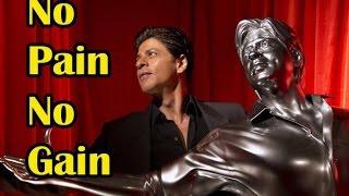 It's no pain no gain for Shah Rukh Khan - TOI