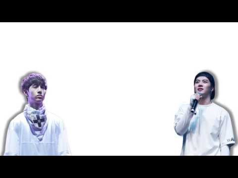 GOT7 (Mark & Jackson) - Silence/安靜 [Color Coded Chi/Pin/Eng Lyrics]