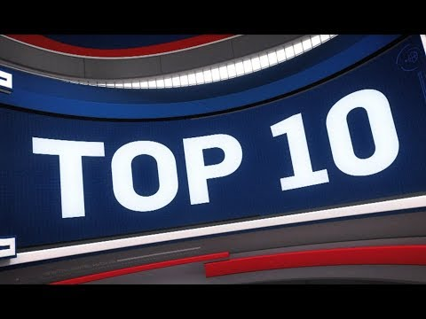 Top 10 Plays of the Night: November 18, 2017
