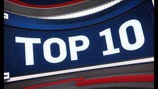 Top 10 Plays of the Night  November 18, 2017
