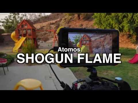 I returned the Atomos Shogun Flame for the Video Devices PIX-E5H