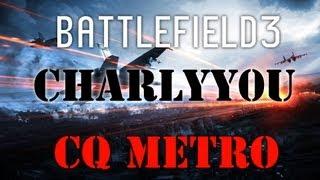 CharlyY0u Battlefield 3 Live Gaming EP1 戰地風雲三 實況遊戲影片 第一集