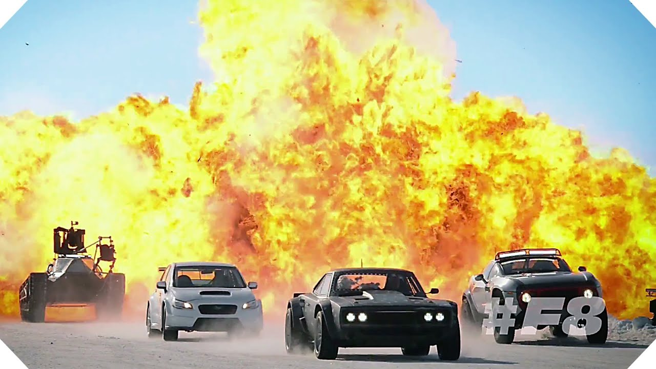 """All Fast And Furious Cars >> """"Course-Poursuite Furieuse en Islande"""" - FAST AND FURIOUS ..."""