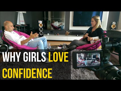 Do women like confidence