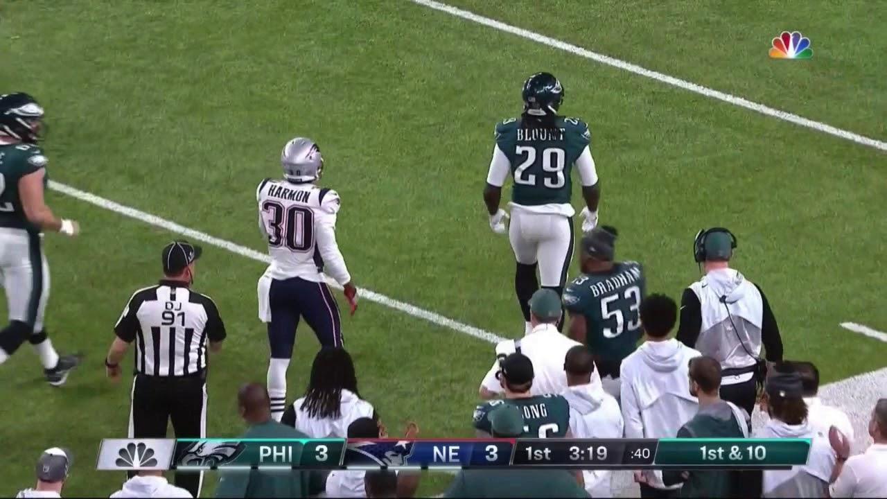 Alshon Jeffery Amazing 34 Yard TD Catch!   Eagles vs ...