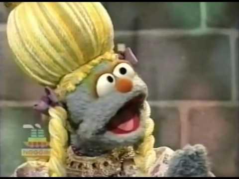 Sesame Street - LuLu and Elmo write a Story (Street Scenes ...