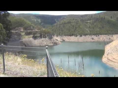 Tumut Pond Reservoir, Snowy Mountains Scheme, NSW