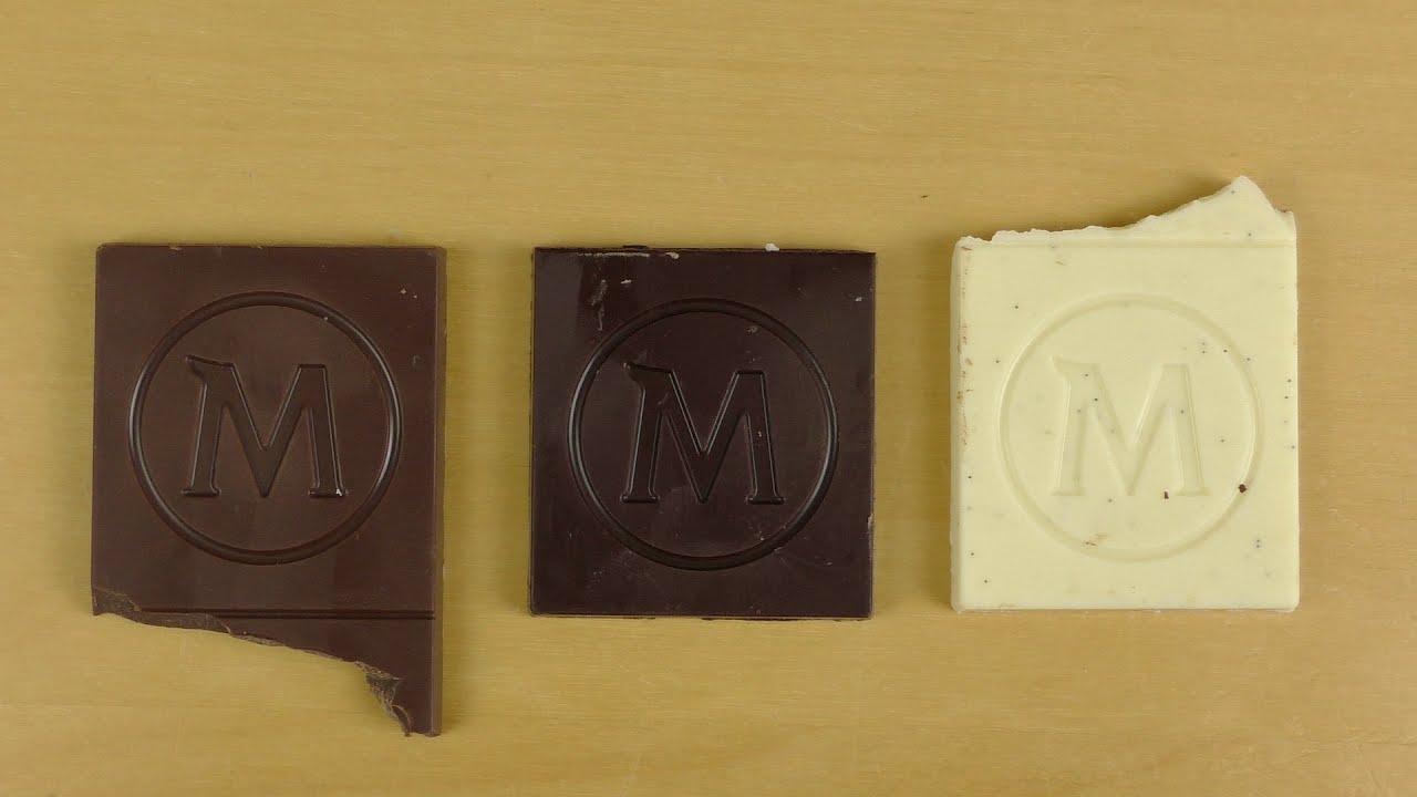 magnum chocolate not ice cream youtube