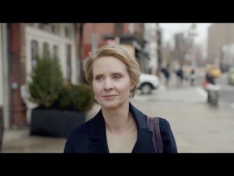 "Cynthia Nixon de ""Sex and the City"" se postuló para gobernadora de Nueva York"