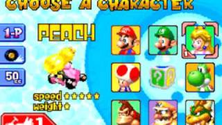 Repeat youtube video Mario Kart Super Circuit has an Ultra Sparta Remix