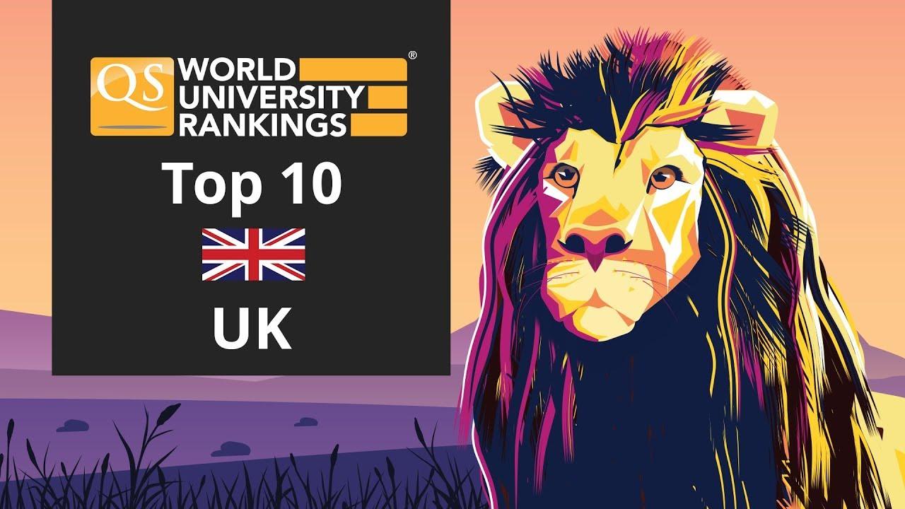Meet The UK's Top 10 Universities 2020