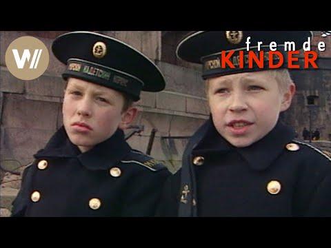 "Zwei Kadetten aus Kronstadt | Doku-Reihe ""Fremde Kinder"" - Russland (3sat)"