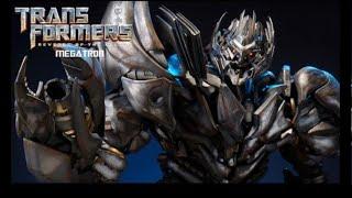 Megatron VS Optimus Prime! ( with voices effect)