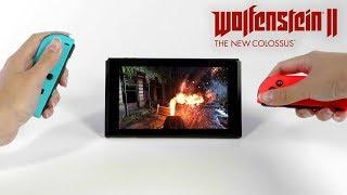 Wolfenstein II – Tráiler de lanzamiento de Nintendo Switch